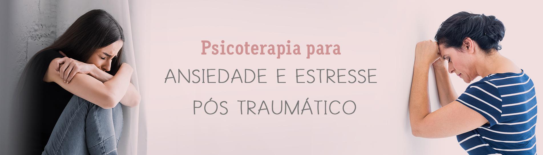 estresse pós traumatico